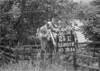 SD801221L, Ordnance Survey Revision Point photograph in Greater Manchester