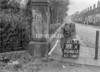 SD801291A, Ordnance Survey Revision Point photograph in Greater Manchester