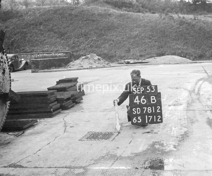 SD781246B, Ordnance Survey Revision Point photograph in Greater Manchester