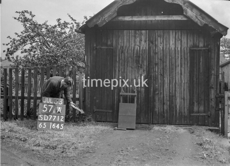 SD771257A, Ordnance Survey Revision Point photograph in Greater Manchester