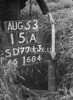 SD771315A, Ordnance Survey Revision Point photograph in Greater Manchester