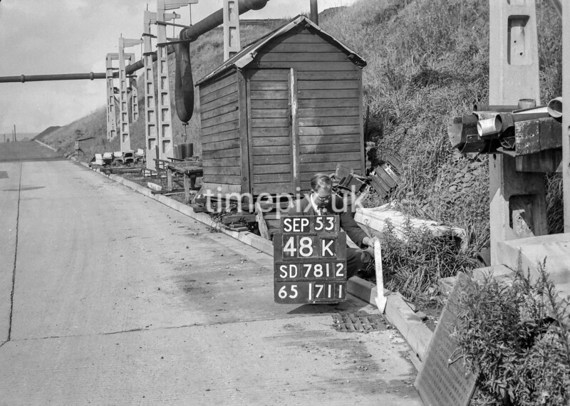 SD781248K, Ordnance Survey Revision Point photograph in Greater Manchester