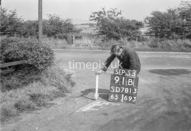 SD781391B, Ordnance Survey Revision Point photograph in Greater Manchester