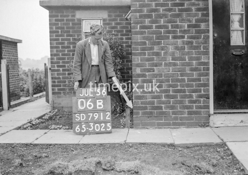 SD791206B, Ordnance Survey Revision Point photograph in Greater Manchester