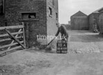 SD810711A, Ordnance Survey Revision Point photograph in Greater Manchester