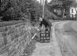 SD810789K, Ordnance Survey Revision Point photograph in Greater Manchester