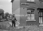 SD810906A, Ordnance Survey Revision Point photograph in Greater Manchester