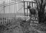 SD780843A, Ordnance Survey Revision Point photograph in Greater Manchester