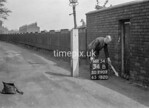 SD790734B, Ordnance Survey Revision Point photograph in Greater Manchester