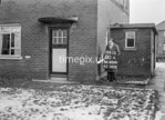 SD800900A, Ordnance Survey Revision Point photograph in Greater Manchester