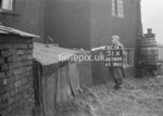 SD780951K, Ordnance Survey Revision Point photograph in Greater Manchester