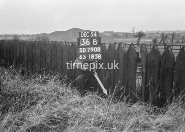 SD790836B, Ordnance Survey Revision Point photograph in Greater Manchester