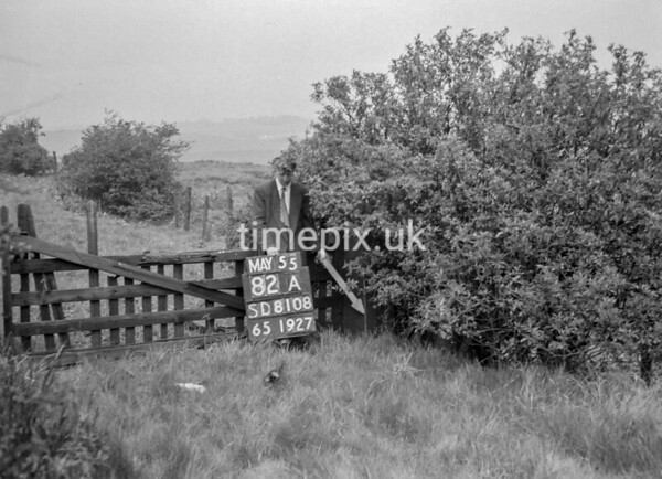 SD810882A, Ordnance Survey Revision Point photograph in Greater Manchester