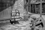 SD800777B, Ordnance Survey Revision Point photograph in Greater Manchester