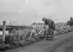 SD790931A, Ordnance Survey Revision Point photograph in Greater Manchester