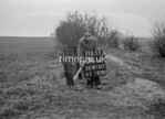 SD810734W, Ordnance Survey Revision Point photograph in Greater Manchester