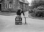 SD810903B, Ordnance Survey Revision Point photograph in Greater Manchester
