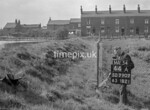 SD790744A, Ordnance Survey Revision Point photograph in Greater Manchester