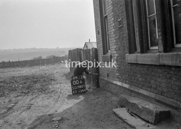 SD780700A, Ordnance Survey Revision Point photograph in Greater Manchester
