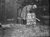 SD791135R, Ordnance Survey Revision Point photograph in Greater Manchester