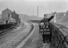 SD791077A, Ordnance Survey Revision Point photograph in Greater Manchester