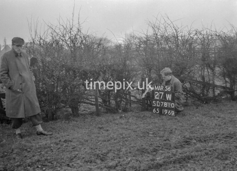 SD781027W, Ordnance Survey Revision Point photograph in Greater Manchester