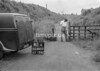 SD801142A, Ordnance Survey Revision Point photograph in Greater Manchester