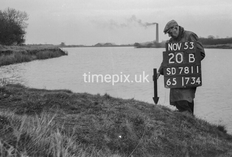 SD781120B, Ordnance Survey Revision Point photograph in Greater Manchester