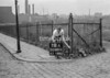 SD801110A, Ordnance Survey Revision Point photograph in Greater Manchester