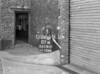 SD791107W, Ordnance Survey Revision Point photograph in Greater Manchester