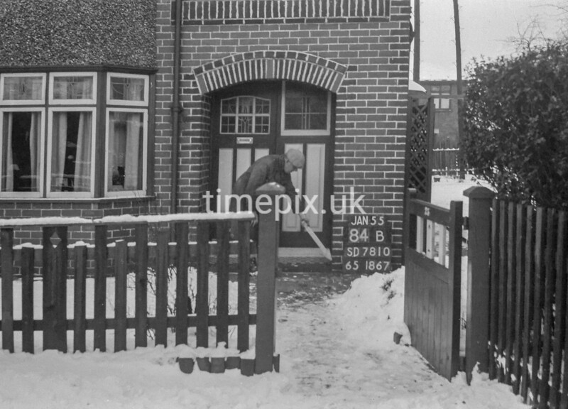 SD781084B, Ordnance Survey Revision Point photograph in Greater Manchester