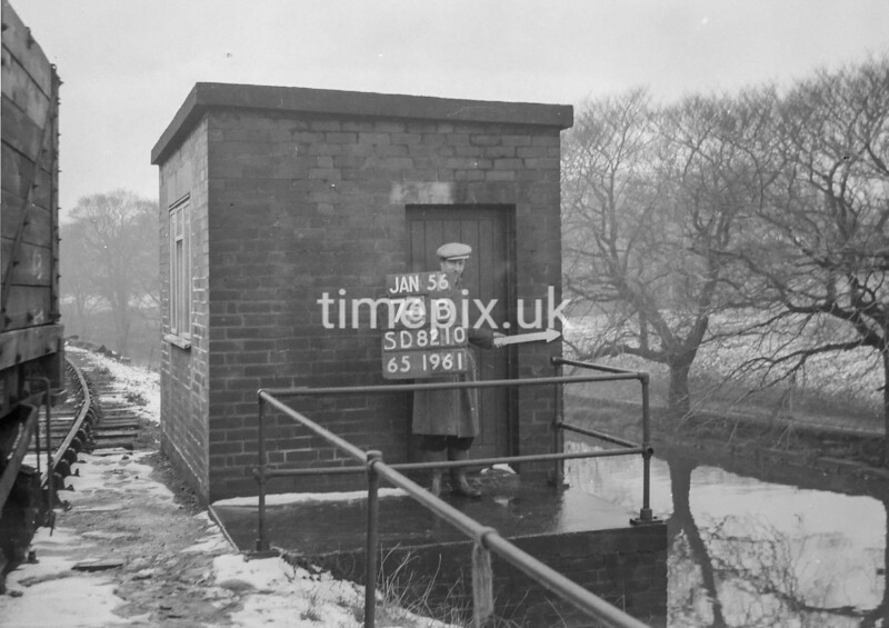 SD821076B, Ordnance Survey Revision Point photograph in Greater Manchester