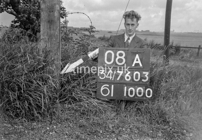 SD760308A, Ordnance Survey Revision Point photograph in Greater Manchester