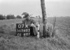SD760307A, Ordnance Survey Revision Point photograph in Greater Manchester