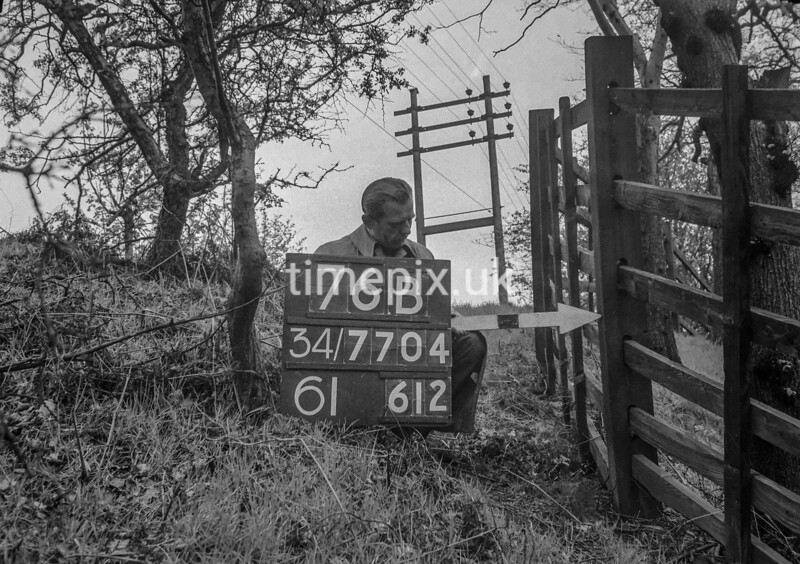SD770476B, Ordnance Survey Revision Point photograph in Greater Manchester