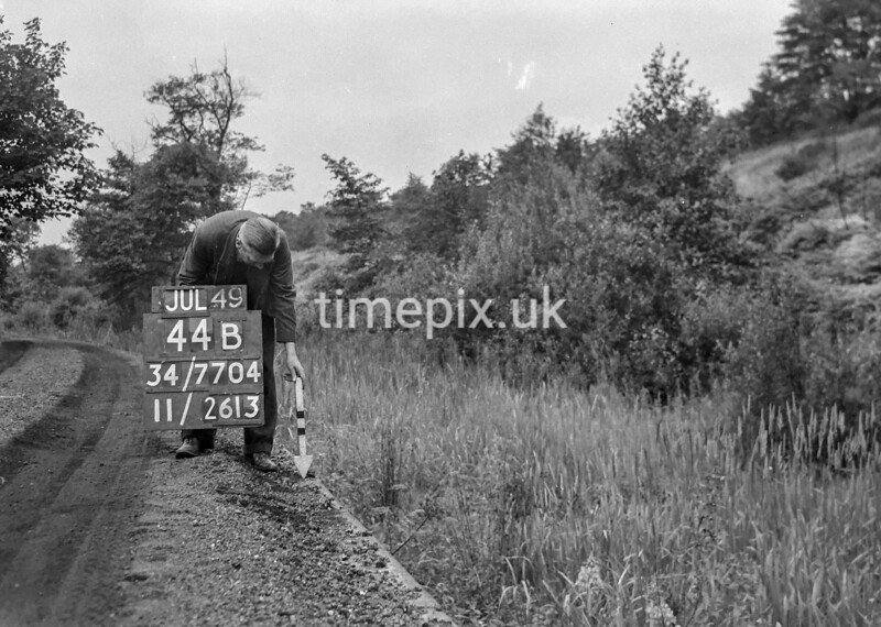 SD770444B, Ordnance Survey Revision Point photograph in Greater Manchester
