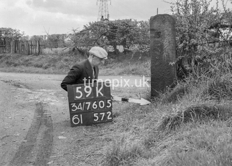 SD760559K, Ordnance Survey Revision Point photograph in Greater Manchester