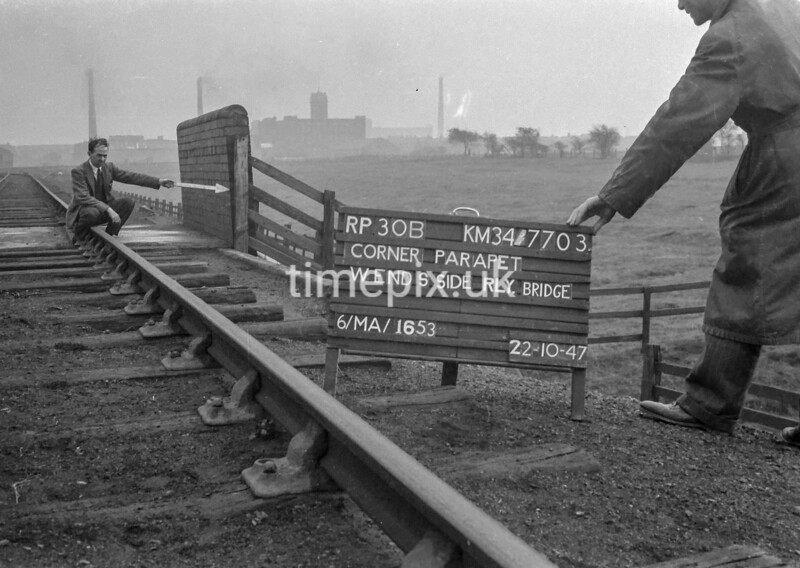 SD770330B, Ordnance Survey Revision Point photograph in Greater Manchester