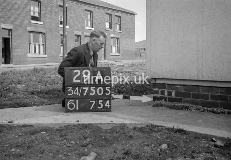 SD750529A2, Ordnance Survey Revision Point photograph in Greater Manchester