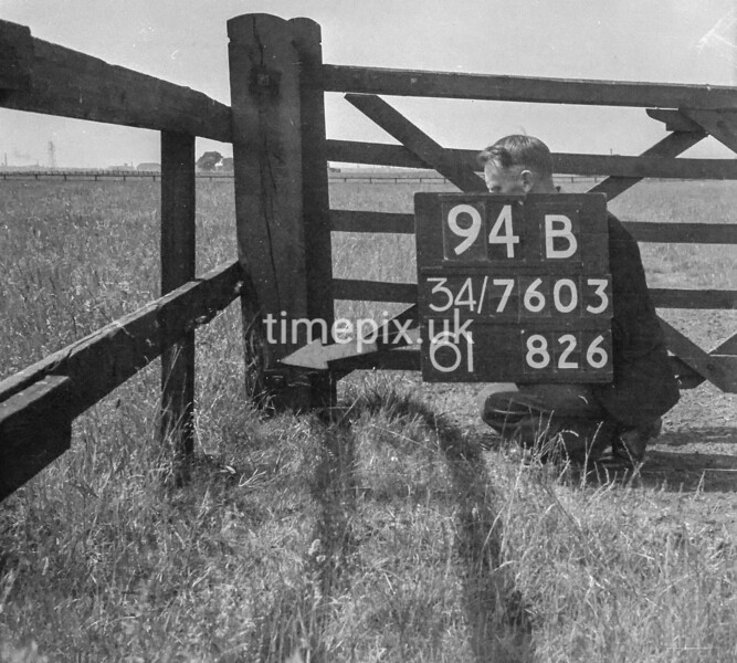 SD760394B, Ordnance Survey Revision Point photograph in Greater Manchester
