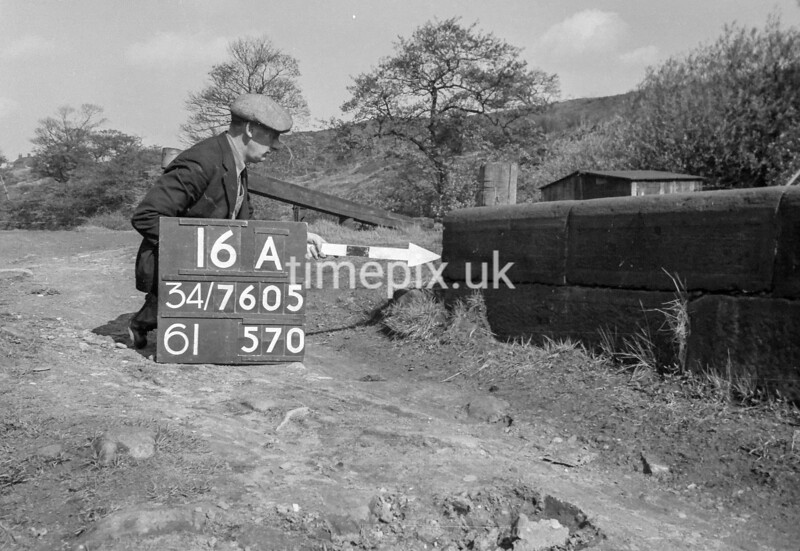 SD760516A, Ordnance Survey Revision Point photograph in Greater Manchester