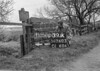 SD760339A, Ordnance Survey Revision Point photograph in Greater Manchester