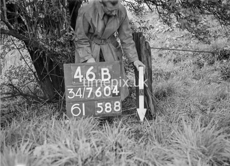 SD760446B, Ordnance Survey Revision Point photograph in Greater Manchester
