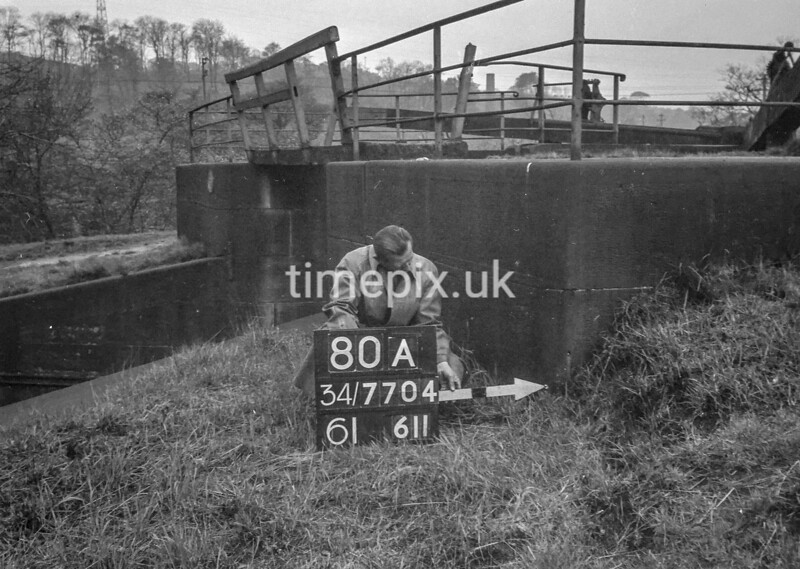 SD770480A, Ordnance Survey Revision Point photograph in Greater Manchester
