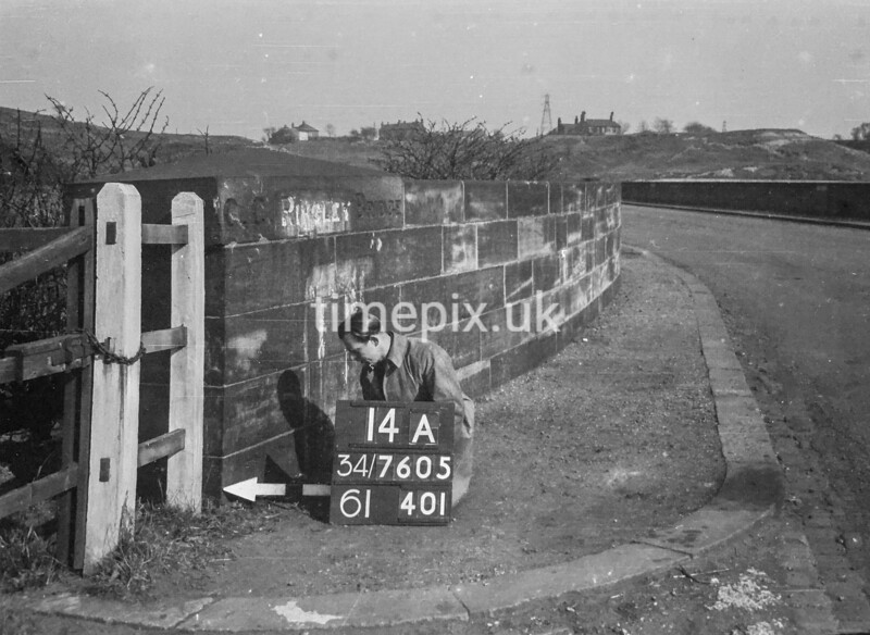 SD760514A, Ordnance Survey Revision Point photograph in Greater Manchester