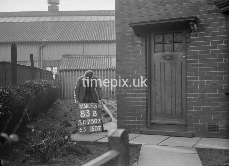 SD750783B, Ordnance Survey Revision Point photograph in Greater Manchester