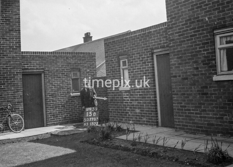 SD770715B, Ordnance Survey Revision Point photograph in Greater Manchester