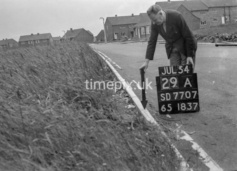 SD770729A, Ordnance Survey Revision Point photograph in Greater Manchester