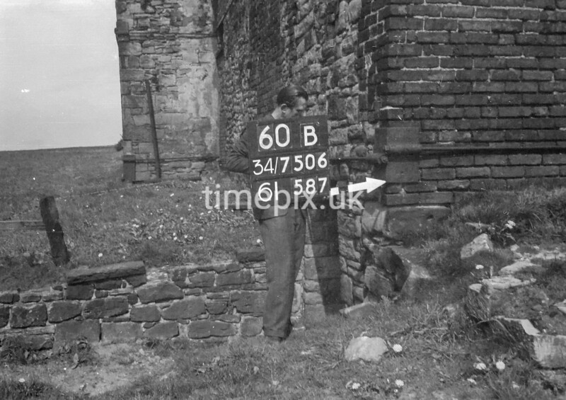 SD750660B, Ordnance Survey Revision Point photograph in Greater Manchester