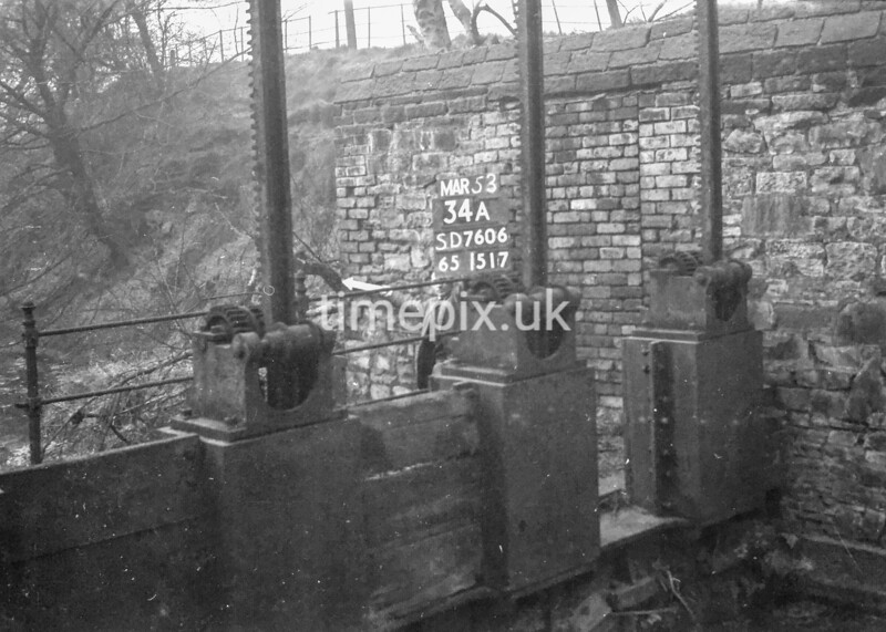 SD760634A, Ordnance Survey Revision Point photograph in Greater Manchester